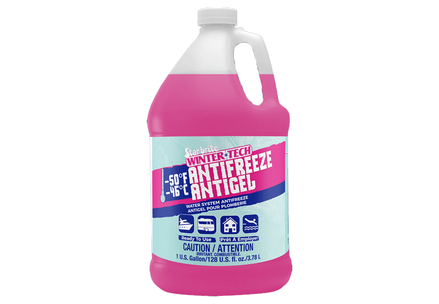 ANTI FREEZE 6X1 GAL RV ANTIFRZ - Anti-Freeze