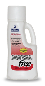 17001NCM METAL FREE POOL 1L - Natural Chemistry