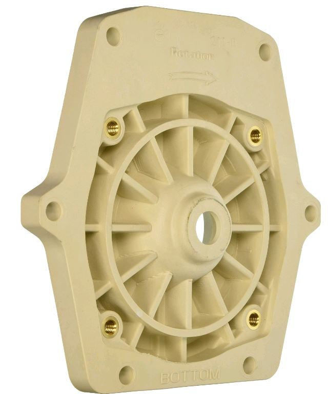 18 - Seal Plate 074564 - Pentair IntelliFlo VS+SVRS Pump After 06-16