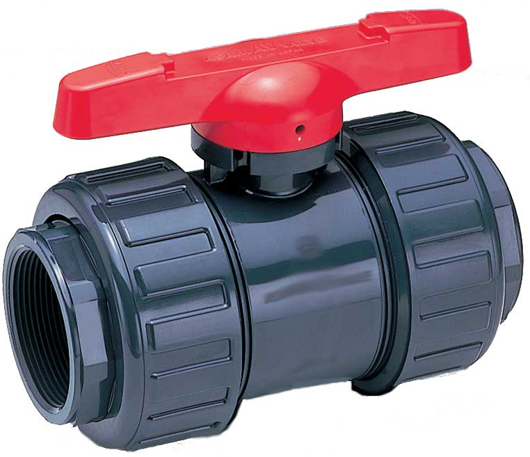 1 DUO BLOCK PVC EPDM 1001-010 - All Valves By Attribute
