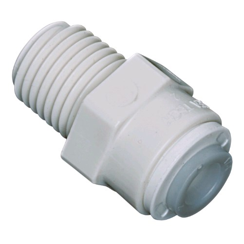 Male Adapter 1/2 OD X 1/2 MPT Watts - 1001B-0808 - Quick Connect Male Adapter