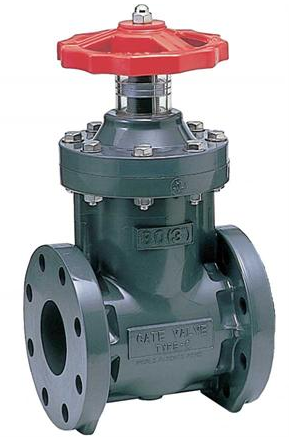 3 GATE VLV EPDM FLANGED ASAHI - Gate Valves