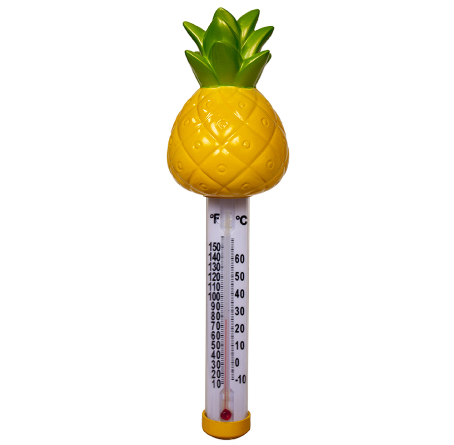 13027 PINEAPPLE THERMOMETER - Thermometers