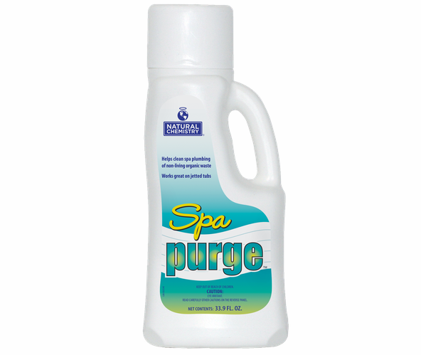 Spa Purge™ 1 Liter Bottle Case of 12 - Natural Chemistry