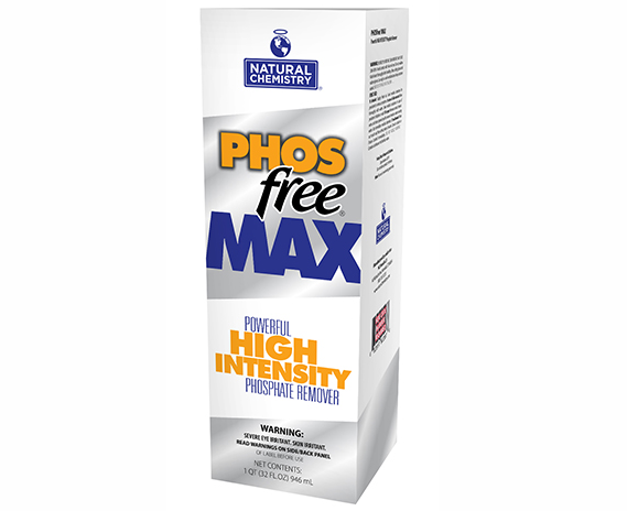 Phosfree®Max™ Quart Bottle, Case of 6 - Phosphate Removers