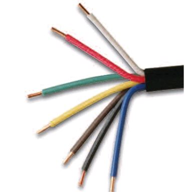 10 MULTI STRAND WIRE 250' - Electrical