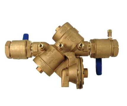 1-1/2 RED PRES BACKFLOW PREV - BackFlow Prevention