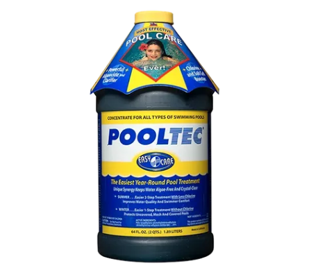 Pooltec® 3-in-1 Agaecide 32oz Bottle Ea - Algaecides
