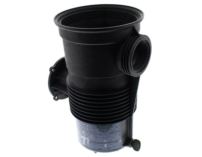 24 - Strainer Pot, Pentair Challenger High Flow and High Pressure Pump - 355300 - Pentair Challenger