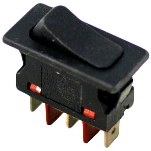 MiniMax CH Rocker Switch - 470186 - Rockers and Toggles