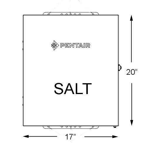 Intellicenter Power Center With Salt - Includes 5 Relays - Step 1: Pick an Enclosure
