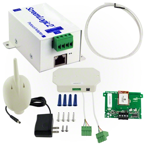 SCREENLOGIC  BUNDLE - iPhone/iPad/iPod touch/PC and Mac Interface Kit - 522104 - 4 - Screen Logic and Home Automation