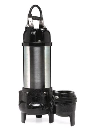 Feature Pump, Submersible-WGFP-50 1/2hp, 115v 19ft Cord - Pond  and Water Feature Pumps