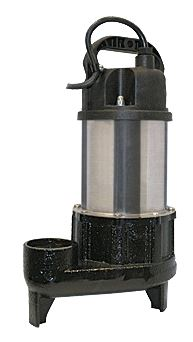 Feature Pump, Submersible-WGFP-75 3/4hp, 115v 19ft Cord - Pond  and Water Feature Pumps