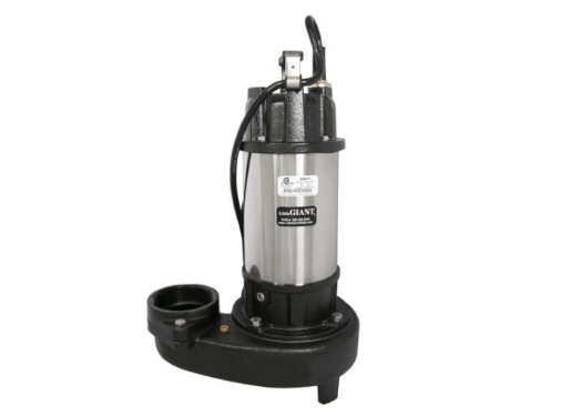 Feature Pump, Submersible-WGFP-200 2hp, 230v 19ft Cord - Pond  and Water Feature Pumps