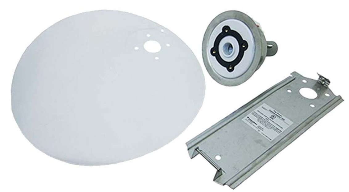 Mounting Bracket for Aqualumin III - 78887700 - NON-LED Fixtures