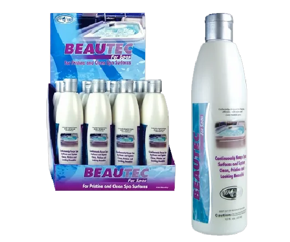 Beautec For Spas by EasyCare Case of 12 12oz Bottles - 80603 - EasyCare