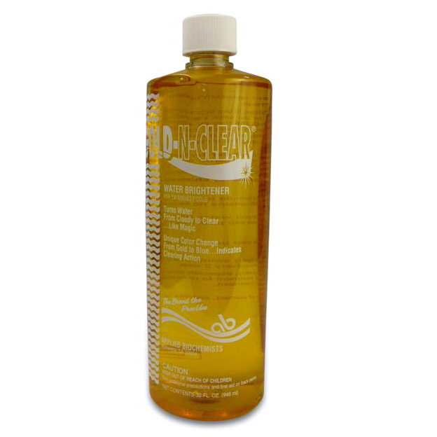 GOLD-N-CLEAR QUART BOTTLE - Clarifiers
