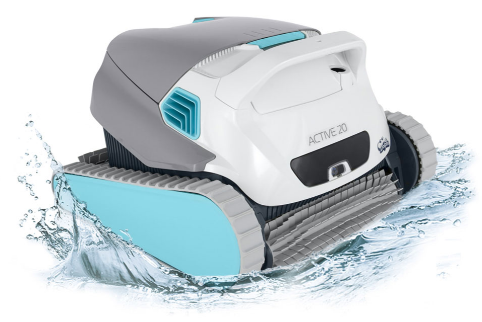 Dolphin Active 20 Robotic Pool Cleaner - Robotic
