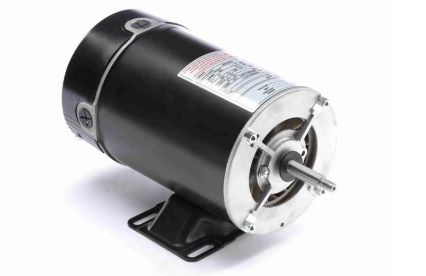 1HP Motor 115V | 11.8A 48Y | Thru-Bolt 1-Speed 48Y 12A 110V Thru-Bolt - BN25, B025, B028, BN-25SS, BN25V1, B029, BN25V1 - Pentair OptiFlo
