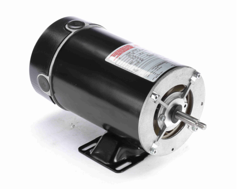 1-1/2 HP Motor | 115/230V | 16/8A | 48Y Thru-Bolt 1-Speed | B035, BN035, BN35, BN35SS, BN35V1, C1276, C1455, C1901 - Pentair OptiFlo