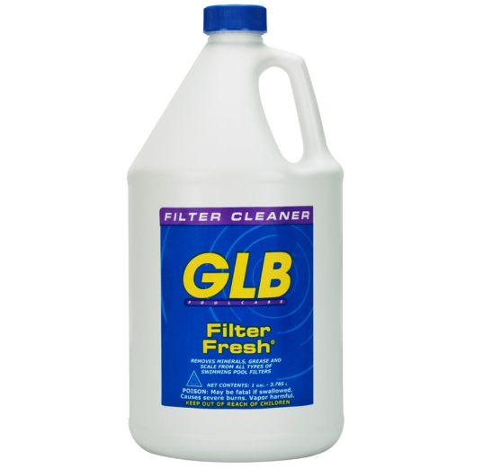 GLB Filter Fresh® Gallon Bottle, Case of 4 - Filter Cleaners