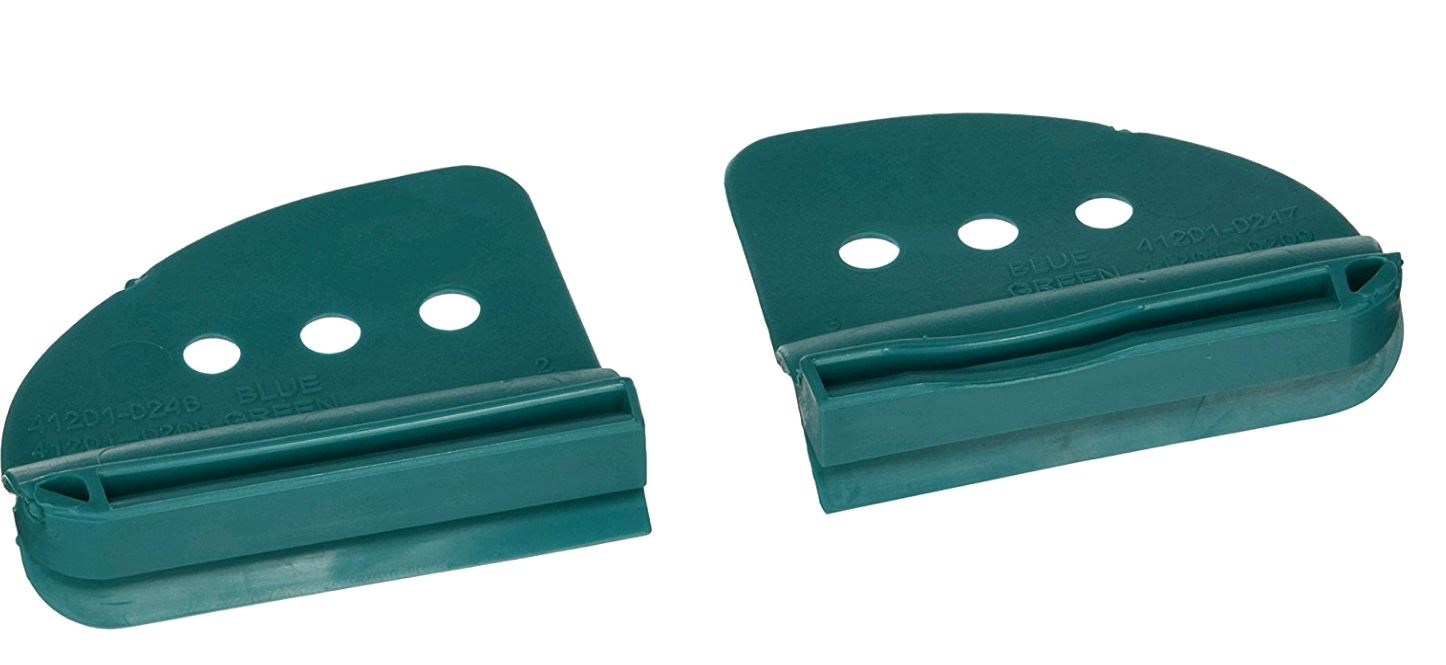 15.16 - GW7506 - Seal Flap Replacement Kit OLD STYLE GW7700 Pool Shark
