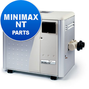 Pentair Minimax NT Heater Parts