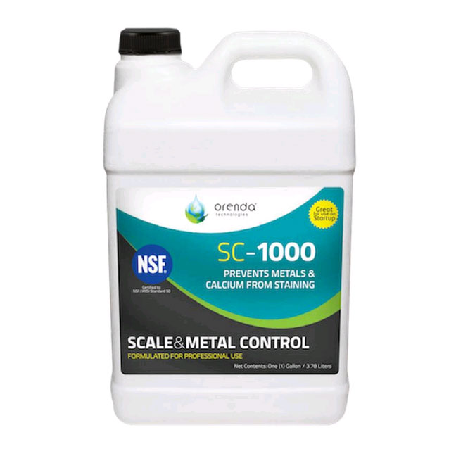 SC-1000 SCALE CONTROL 4/GAL - Stain and Scale