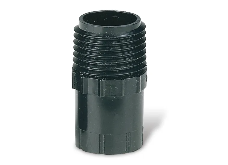 PA80 - Plastic Adapter - Converts pop-up stem to 1/2 mpt - Spray Heads, Pop-Up