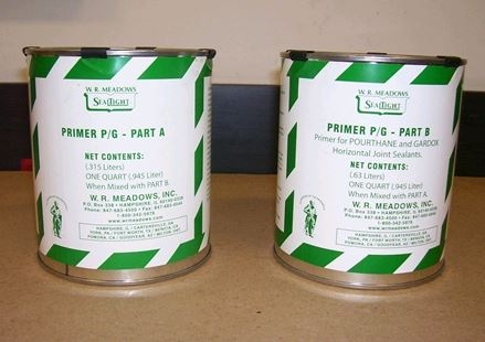 PG PRIMER QUART CAN*2 PARTS* - Deck-O-Seal by WR Meadows