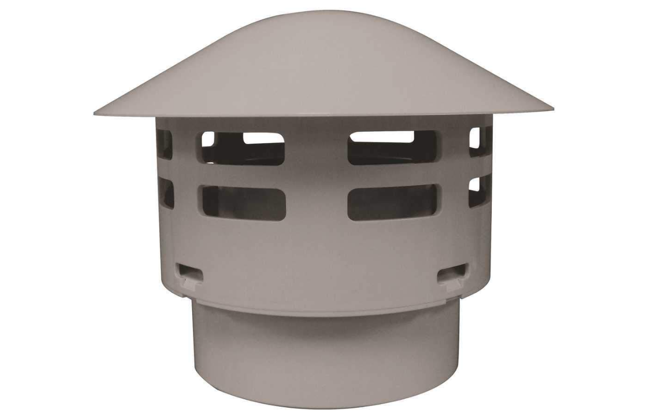PLASTIC RAIN CAP - Noritz Venting - Single Wall Stainless Category III