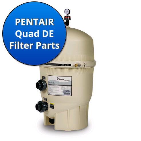 Pentair DE - Quad DE