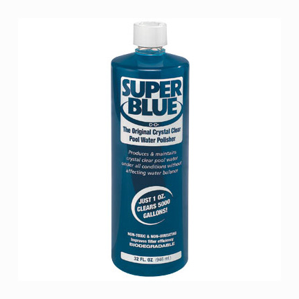 POOL SUPER BLUE 12XQT - Clarifiers