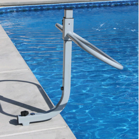 POOL-UP BAR - With In-Deck Anchor System BOXES B, F, G - SwimShape