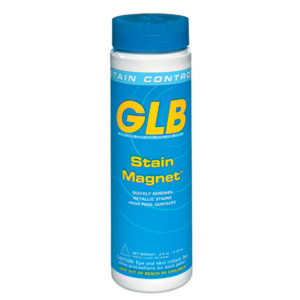 GLB Stain Magnet Stain Remover 2.5lb Bottle, Case of 12 - GLB Chemicals