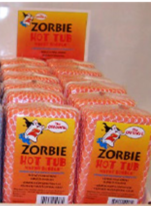 ZORBIE HOT WATER BOBBLE - Scum Products