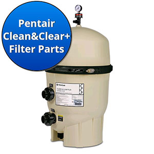 Pentair Clean & Clear Plus Parts