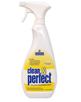 10176NCM CLEAN & PERFECT 24OZ - Natural Chemistry