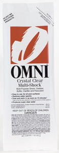 Omni Crystal Clear Multi-Shock® 1lb Bag Case of 36 - Shocks