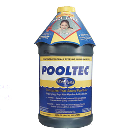 Pooltec® 3-in-1 Agaecide Gallon Bottle Ea - Algaecides