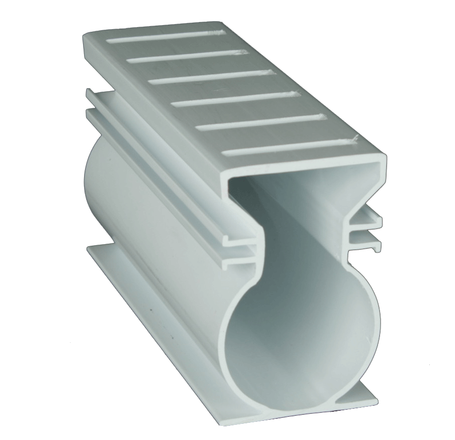 SUPER DRAIN GREY 10FT EA STEG - Stegmeier Super Drain