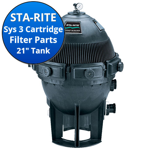 Sta-Rite System 3 Cartridge System 3 - 21