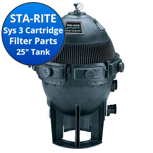 Sta-Rite System 3 Cartridge System 3 - 25