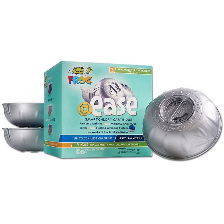 @ease Floating System for Spas Replacement Cartridge - 01-14-3258