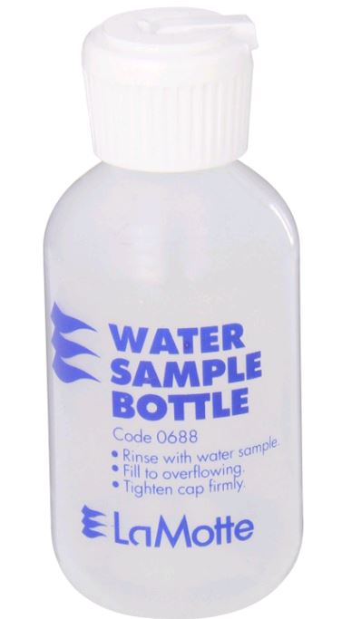 Lamotte Sample Bottle 0668