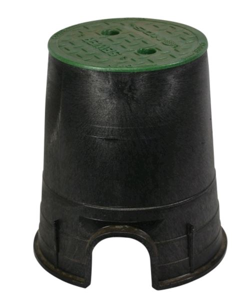 NDS-6in Round Valve Box - 107BC
