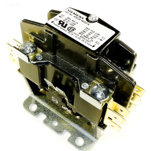 Contactor Single Pole 120V Coil 30A 45CG10AFB