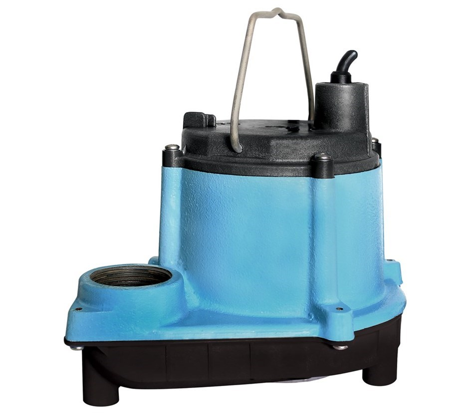 506274 PUMP - 3000GPH 115V - Submersible Drainers
