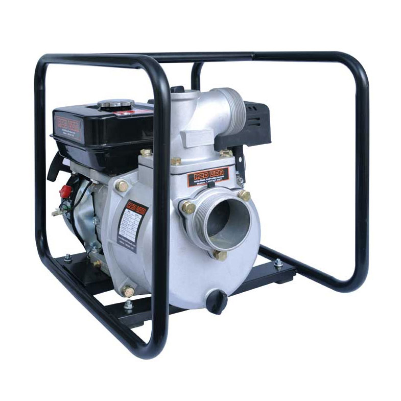 6HP 3IN SEMITRASH GAS POWERED - Gas Powered Drainer